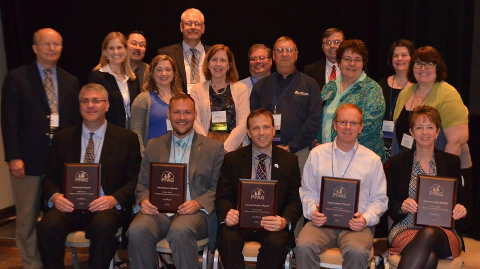 2016 PPAG Fellows Introduced at the 25th Annual Meeting